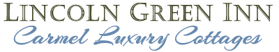 Lincoln Green Inn – Carmel California Logo